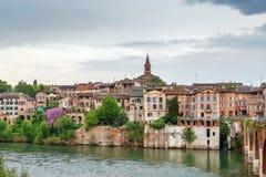 Άποψη της Άλβης, Γαλλία στοκ φωτογραφία με δικαίωμα ελεύθερης χρήσης
