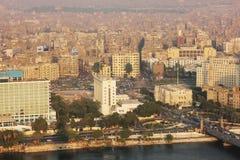 άποψη της Αιγύπτου Κάιρο Στοκ φωτογραφία με δικαίωμα ελεύθερης χρήσης