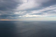 Άποψη της ανυπαρξίας στον αρκτικό ωκεανό από το βόρειο ακρωτήριο Στοκ φωτογραφία με δικαίωμα ελεύθερης χρήσης