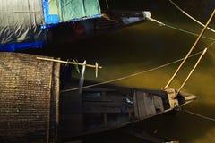 Άποψη της βάρκας Στοκ εικόνα με δικαίωμα ελεύθερης χρήσης