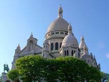 Coeur Sacre βασιλικών Στοκ Εικόνα