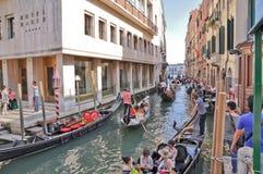 Άποψη της Βενετίας Στοκ φωτογραφία με δικαίωμα ελεύθερης χρήσης