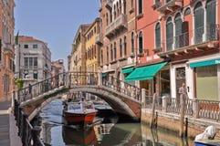 Άποψη της Βενετίας Στοκ φωτογραφίες με δικαίωμα ελεύθερης χρήσης