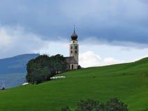 Άποψη της εκκλησίας SAN Valentino Στοκ φωτογραφίες με δικαίωμα ελεύθερης χρήσης