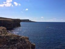 Άποψη της Μάλτας στοκ φωτογραφία