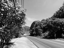 Άποψη της μεγάλης πέτρας Koh Samui Ταϊλάνδη Στοκ Εικόνες