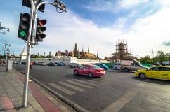 Άποψη της Μπανγκόκ Ταϊλάνδη Στοκ Φωτογραφίες