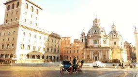 Άποψη της παλαιάς Ρώμης Στοκ εικόνες με δικαίωμα ελεύθερης χρήσης