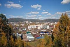 Άποψη της περιοχής Στοκ Φωτογραφία