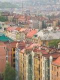 Άποψη της Πράγας Στοκ φωτογραφίες με δικαίωμα ελεύθερης χρήσης