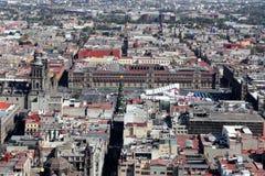 Άποψη της Πόλης του Μεξικού, Μεξικό στοκ φωτογραφία με δικαίωμα ελεύθερης χρήσης