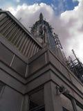 Άποψη της πόλης της Νέας Υόρκης, ΗΠΑ οικοδόμηση του νέου κράτους ΗΠΑ Υόρκη του Μανχάτταν αυτοκρατοριών Στοκ φωτογραφία με δικαίωμα ελεύθερης χρήσης