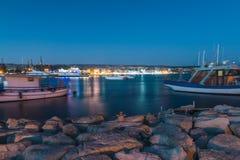 Άποψη της πόλης της Πάφος, Κύπρος Στοκ Εικόνες