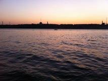 Άποψη της πόλης του Βόλγκογκραντ Στοκ εικόνες με δικαίωμα ελεύθερης χρήσης