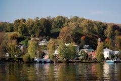 Άποψη της πόλης Ples, Ρωσία Στοκ φωτογραφία με δικαίωμα ελεύθερης χρήσης