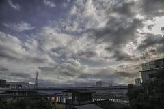 Άποψη της Ταϊπέι Στοκ εικόνα με δικαίωμα ελεύθερης χρήσης