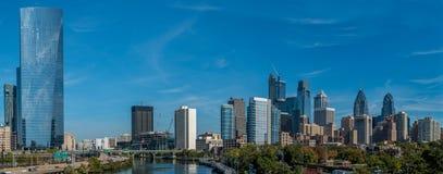 Άποψη της Φιλαδέλφειας κεντρικός στοκ φωτογραφία με δικαίωμα ελεύθερης χρήσης