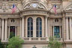 Άποψη της χαρτοπαικτικής λέσχης του Παρισιού στο Λας Βέγκας στοκ φωτογραφίες