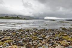 Άποψη της χερσονήσου Applecross Στοκ εικόνες με δικαίωμα ελεύθερης χρήσης
