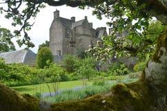 Άποψη της Kellie Castle στοκ φωτογραφία με δικαίωμα ελεύθερης χρήσης
