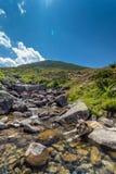 Άποψη τοπίων των βουνών Kackar σε Rize, Τουρκία Στοκ φωτογραφία με δικαίωμα ελεύθερης χρήσης