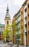 Άποψη του αβαείου λάχανων του Άγιου Βασίλη στο Λονδίνο Στοκ φωτογραφίες με δικαίωμα ελεύθερης χρήσης