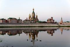 Άποψη του Αρχάγγελσκ Sloboda Yoshkar-Ola Στοκ φωτογραφία με δικαίωμα ελεύθερης χρήσης