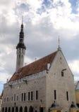 Άποψη του Δημαρχείου. Στοκ Εικόνες