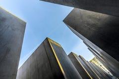 Άποψη του εβραϊκού ολοκαυτώματος Memoria Στοκ Εικόνες