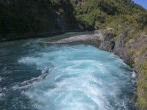 Άποψη του εθνικού πάρκου του Vicente Perez Rosales στη Χιλή, νότιο Amer στοκ εικόνες με δικαίωμα ελεύθερης χρήσης