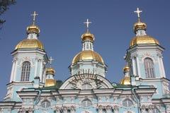 Άποψη του θόλου του καθεδρικού ναού στοκ εικόνες