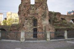 Άποψη του κάστρου Galliera στοκ εικόνες