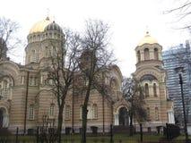 Άποψη του καθεδρικού ναού του Nativity Χριστού στοκ εικόνες