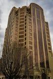 Άποψη του κτηρίου πύργων Fargo φρεατίων, Roanoke, Βιρτζίνια, ΗΠΑ Στοκ φωτογραφίες με δικαίωμα ελεύθερης χρήσης