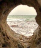 Άποψη του Κόλπου του Μεξικού Στοκ Εικόνες
