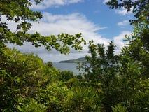 Άποψη του κόλπου στο νησί Arran Στοκ εικόνες με δικαίωμα ελεύθερης χρήσης