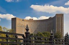 άποψη του κόσμου ξενοδοχείων στοκ εικόνα