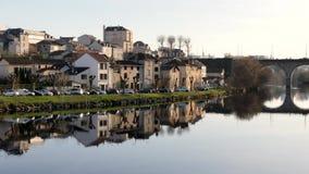 Άποψη του Λιμόζ στη Γαλλία φιλμ μικρού μήκους