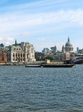 Άποψη του Λονδίνου Στοκ φωτογραφίες με δικαίωμα ελεύθερης χρήσης