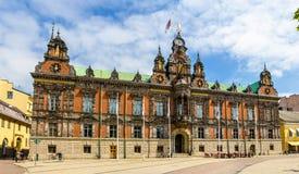 Άποψη του Μάλμοε Δημαρχείο Στοκ Εικόνες