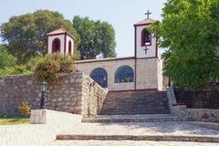 Άποψη του μοναστηριού Dajbabe podgorica του Μαυροβουνίου Στοκ Φωτογραφία