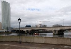 Άποψη του Μπέλφαστ Στοκ φωτογραφία με δικαίωμα ελεύθερης χρήσης