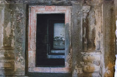 Άποψη του ναού Bala Krishna σε Hampi, Karnataka, Ινδία στοκ εικόνα με δικαίωμα ελεύθερης χρήσης