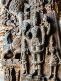 Άποψη του ναού Sri Jalakandeswarar σε Vellore στοκ εικόνες με δικαίωμα ελεύθερης χρήσης