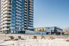 Άποψη του νησιού καλογριών ` s Στοκ φωτογραφία με δικαίωμα ελεύθερης χρήσης