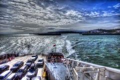 Άποψη του Ντόβερ, Μεγάλη Βρετανία Στοκ Φωτογραφία
