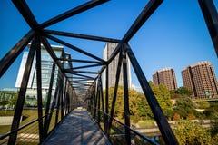 Άποψη του ορίζοντα στο Ρίτσμοντ, Βιρτζίνια στοκ εικόνα με δικαίωμα ελεύθερης χρήσης