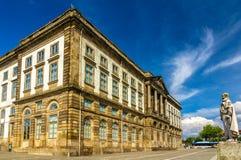 Άποψη του πανεπιστημίου του Πόρτο Στοκ Εικόνες