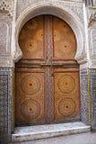Άποψη του παλαιού medina σε Fes Στοκ Φωτογραφία
