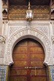 Άποψη του παλαιού medina σε Fes Στοκ Εικόνες